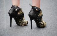 Black And Gold Heels 8 Desktop Background