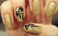 Black And Gold Nails 26 Desktop Background