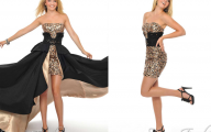 Black And Gold Prom Dresses 12 Background