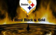 Black And Gold Steelers 38 High Resolution Wallpaper