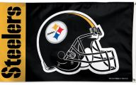 Black And Gold Steelers 8 Background