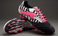 Black And Pink Boots 20 Background Wallpaper