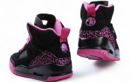 Black And Pink Boots 9 Background