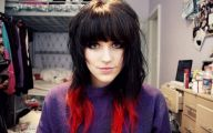 Black And Red Hairstyle Ideas 23 Desktop Background