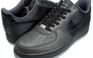 Black And Silver Air Force Ones 22 Free Hd Wallpaper