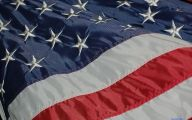 Black And Silver American Flag 7 Wide Wallpaper