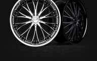 Black And Silver Rims 18 Free Hd Wallpaper