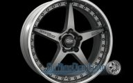 Black And Silver Rims 19 Wide Wallpaper
