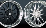 Black And Silver Rims 36 Widescreen Wallpaper