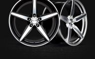 Black And Silver Rims 5 High Resolution Wallpaper