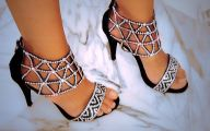Black And Silver Shoes 17 Cool Wallpaper