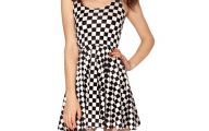 Black And White Dresses For Women 13 Background