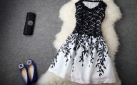Black And White Dresses For Women 17 Free Wallpaper