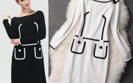 Black And White Dresses For Women 28 Background Wallpaper