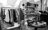 Black And White Store Website 7 Background Wallpaper