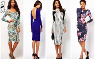 Black And White Women Dresses For Church 10 Desktop Wallpaper