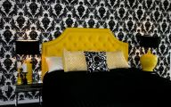 Black And Yellow Color Mix 19 Desktop Background