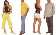 Black And Yellow Dress Shirt 2 Cool Hd Wallpaper