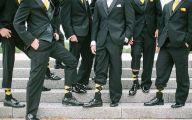 Black And Yellow Dress Socks 10 Desktop Background