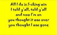 Black And Yellow Lyrics 21 Widescreen Wallpaper