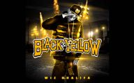 Black And Yellow Lyrics 35 Hd Wallpaper