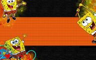 Black And Yellow Spongebob 15 Widescreen Wallpaper