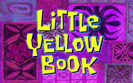 Black And Yellow Spongebob 31 Cool Hd Wallpaper