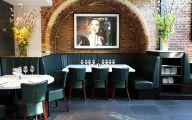 Black & Blue Restaurant 20 Background Wallpaper