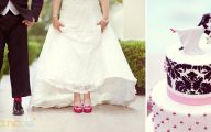 Black Dress Hot Pink Shoes 11 Cool Wallpaper