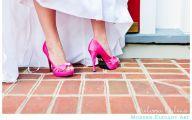 Black Dress Hot Pink Shoes 13 Cool Hd Wallpaper
