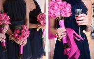 Black Dress Hot Pink Shoes 17 Free Wallpaper