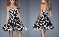 Black & White Dresses Store 7 Widescreen Wallpaper