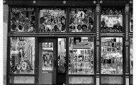 Black & White Shop 16 Cool Hd Wallpaper