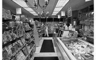 Black & White Shop 26 Cool Wallpaper