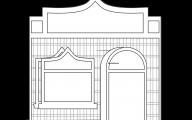 Black & White Shop 28 Widescreen Wallpaper