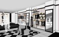 Black & White Shop 33 Cool Hd Wallpaper