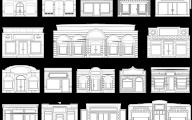 Black & White Shop 8 Desktop Wallpaper