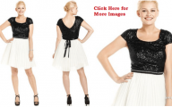 Cheap Women Black And White Dresses 2 Wide Wallpaper