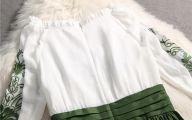 Designer Black And White Dresses For Women 27 Desktop Background