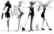 Designer Black And White Dresses For Women 28 Free Wallpaper