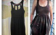 Dress Up Plain Black Dress 8 Widescreen Wallpaper