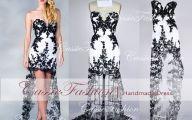 Formal Black And White Dresses For Women 14 Free Hd Wallpaper