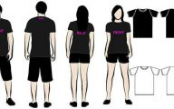 Girls Plain Black T Shirts 14 Wide Wallpaper