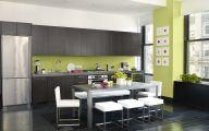 Green And Black Colors 21 Widescreen Wallpaper