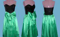 Green And Black Dress 18 Desktop Background
