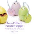 Green And Black Easter Eggs 2 Desktop Background