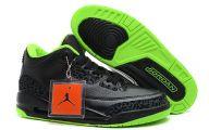 Green And Black Jordans 10 Hd Wallpaper