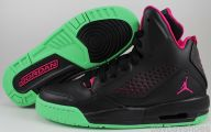 Green And Black Jordans 11 Background