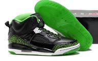Green And Black Jordans 14 Cool Wallpaper