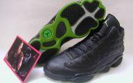 Green And Black Jordans 15 Cool Hd Wallpaper